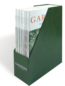 Gardens Illustrated Magazine Slipcase