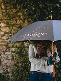 Gardens Illustrated Umbrella