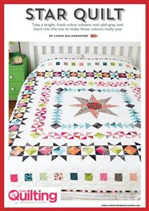 The Star Quilt Pattern Download