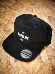 MBUK snapback hat 5485e95d5