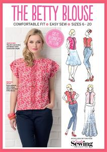 The Betty Blouse Pattern Download
