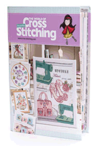 World of Cross Stitching Binder
