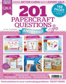 201 Papercraft Questions Answered