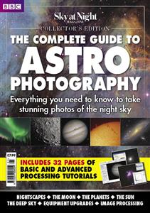 The Complete Guide to Astrophotography
