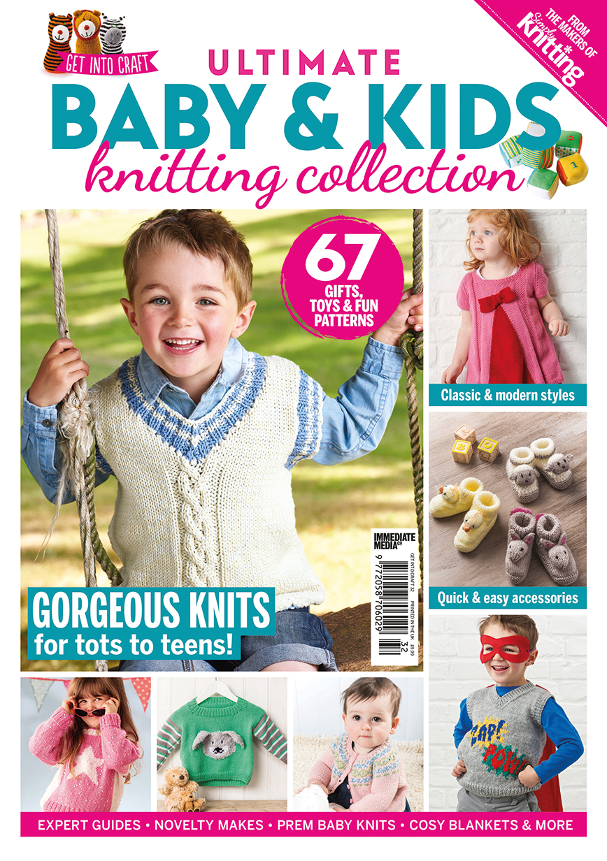 Ultimate Baby and Kids Knitting Collection