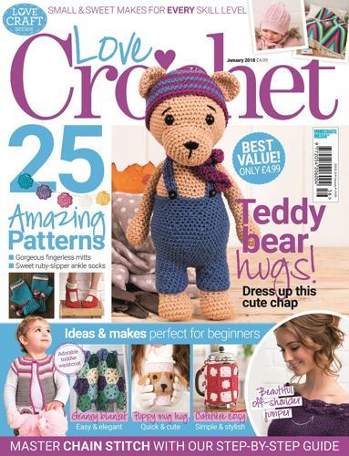 Love Crochet January 2018