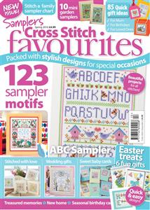 Cross Stitch Favourites Samplers