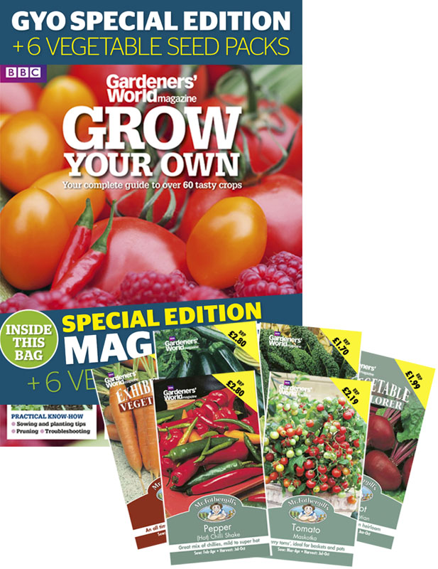 Grow Your Own 2017