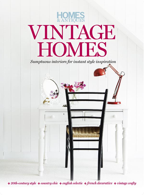 Homes and Antiques Vintage Homes