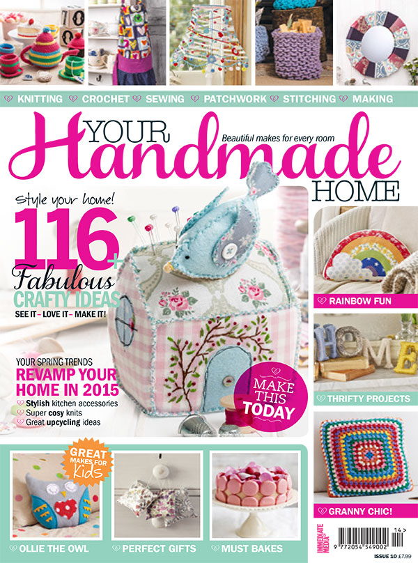 Your Handmade Home Issue 10