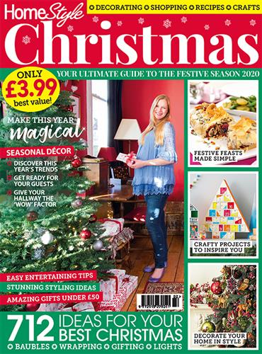Best Christmas Magazine 2020 HomeStyle Christmas 2020 | Special Edition | Buysubscriptions