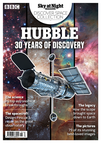 Hubble 30 Years of Discovery