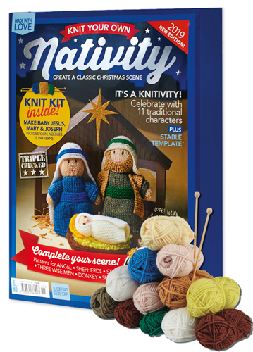 Knit Your Own Nativity 2019