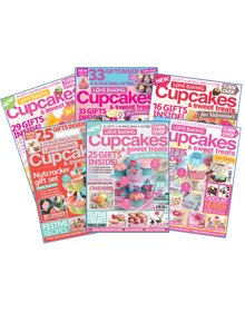 Love Baking Cup Cakes Bundle