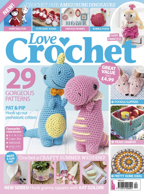 Love Crochet June 2015