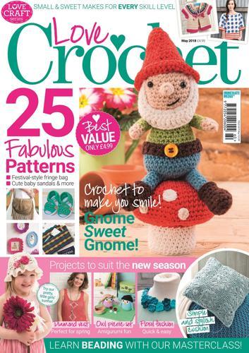 Love Crochet May 2018