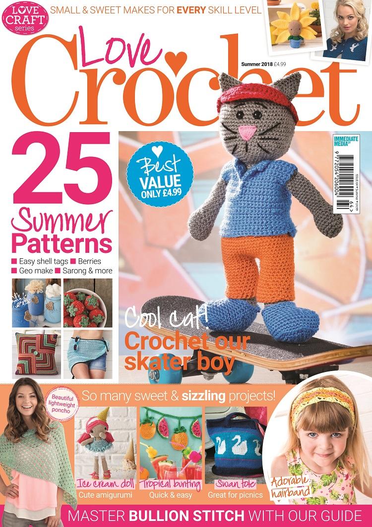 Love Crochet Summer 2018