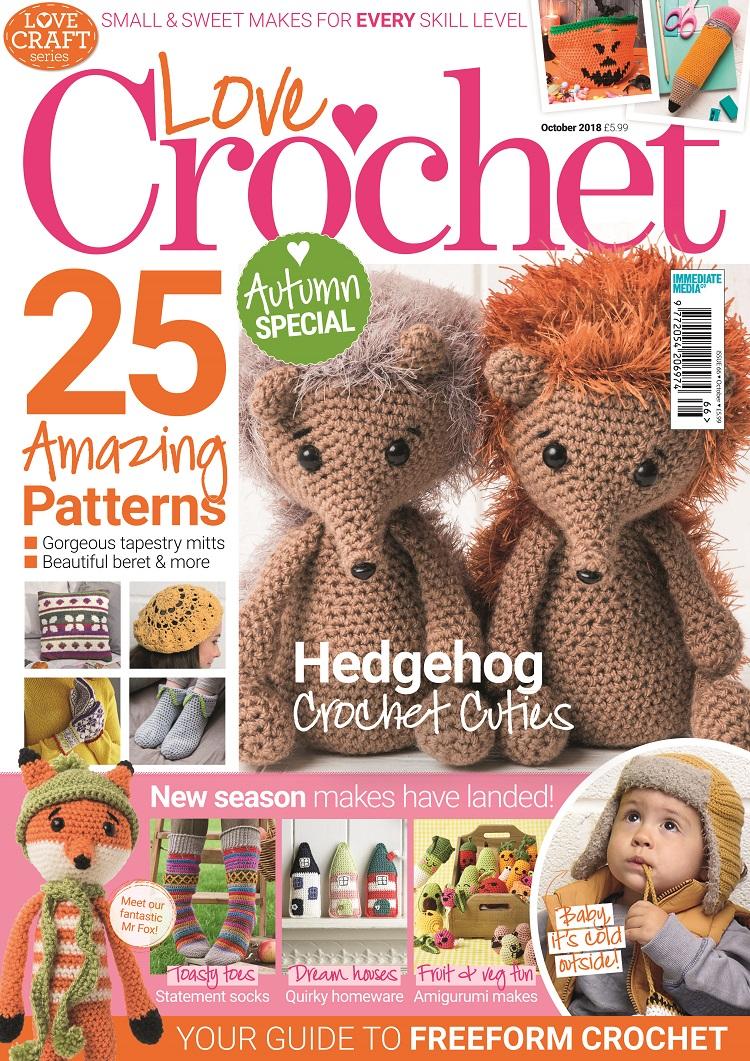 Love Crochet October 2018