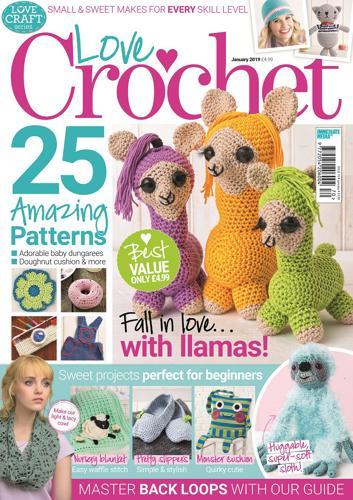 Love Crochet January 2019
