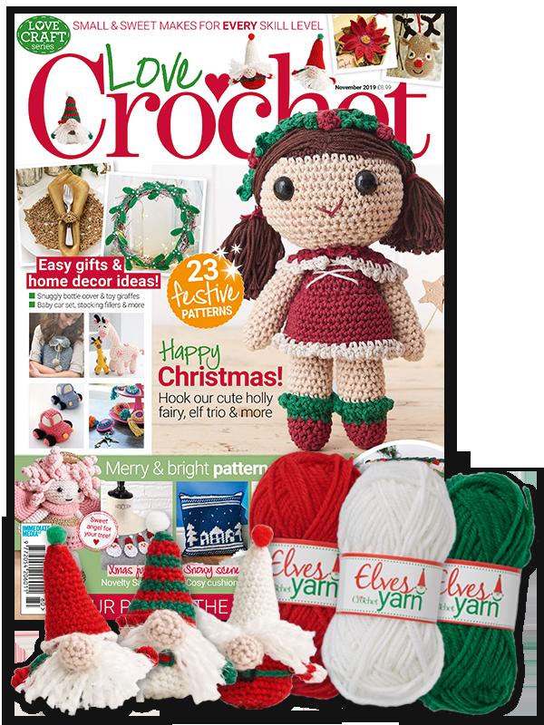 Love Crochet November 2019