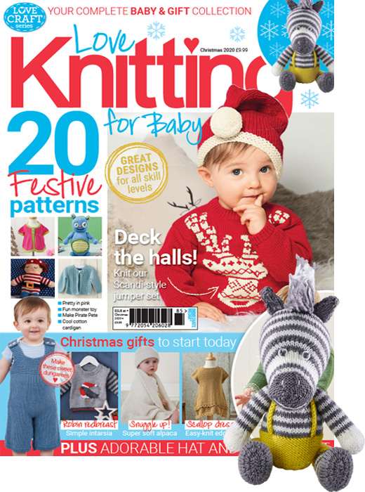 Love Knitting for Baby Christmas 2020