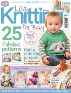 Love Knitting for Baby July 2017