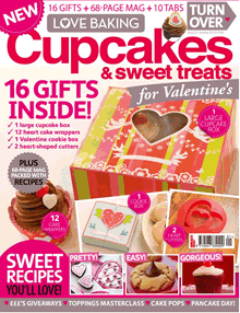 Love Baking Issue 2