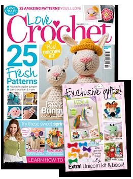 Love Crochet March 2019