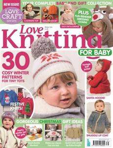 Love Knitting for Baby Winter 2016