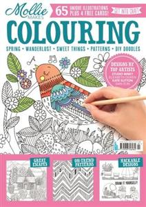 Mollie Makes Colouring Volume 2