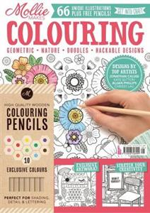 Mollie Makes Colouring
