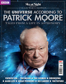 The Universe According To Patrick Moore