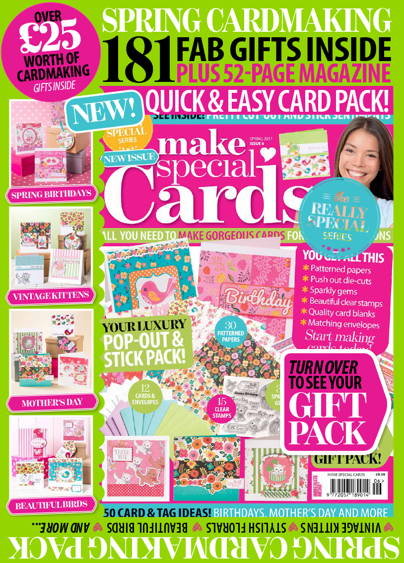 Make Special Cards Issue 6