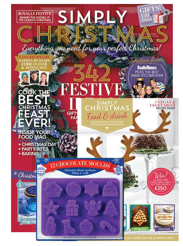 Simply Christmas Magazine December 2020 Simply Christmas 2019