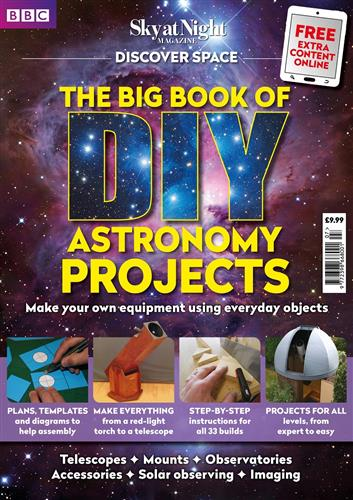 The Big Book of DIY Astronomy Projects