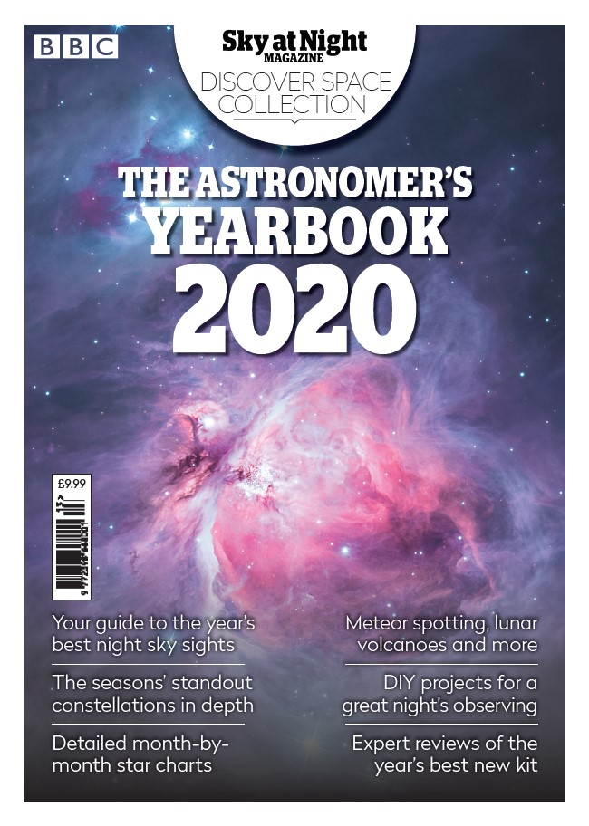 The Astronomers Yearbook 2020