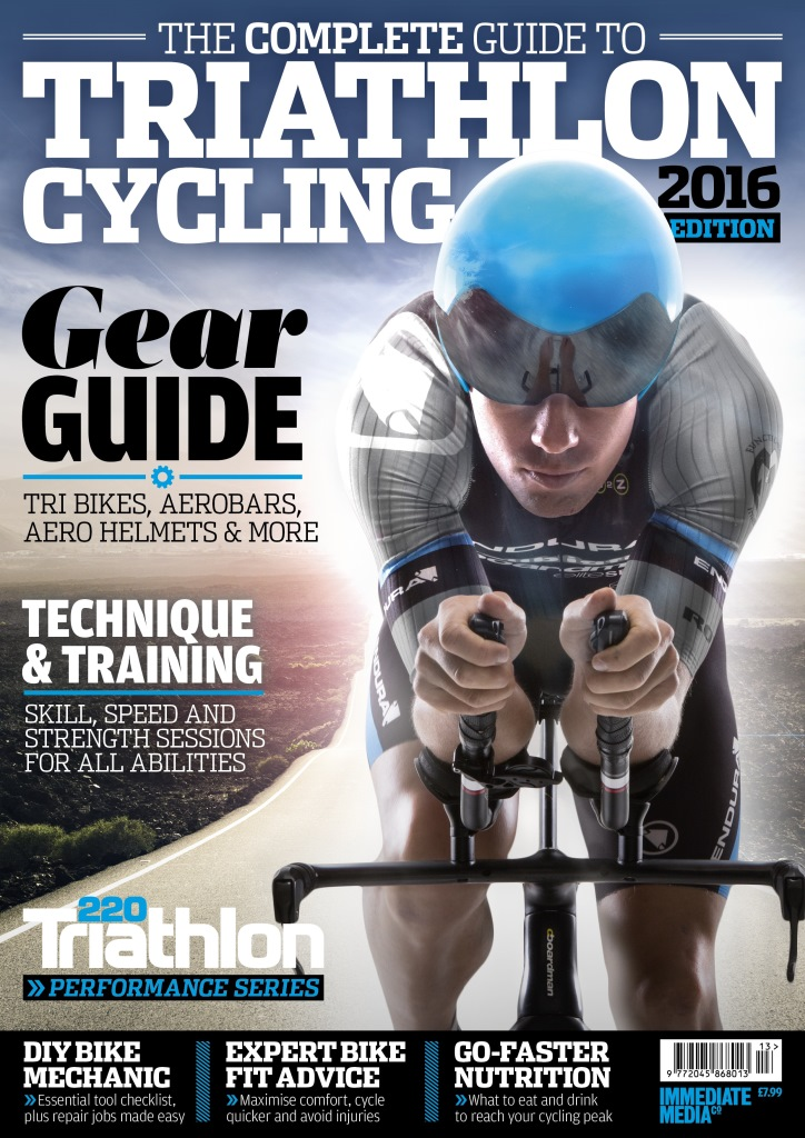 The Complete Guide to Triathlon Cycling