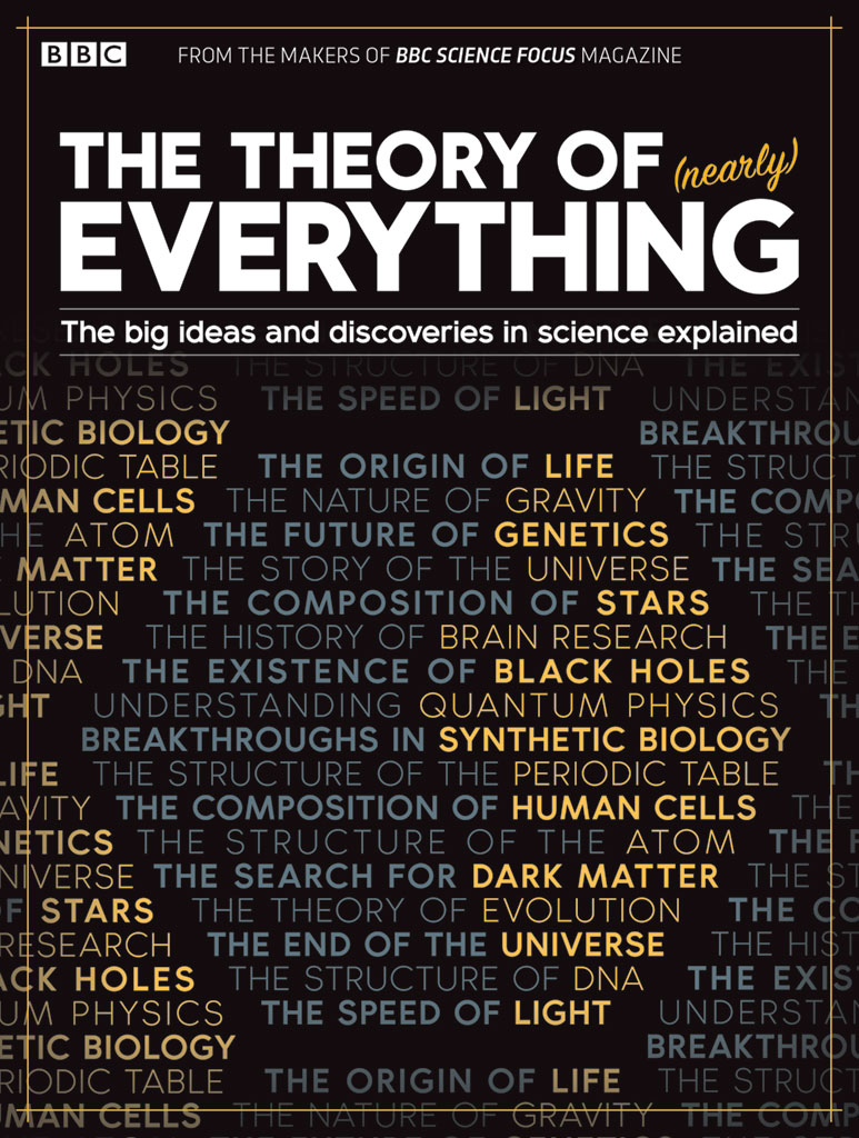 The Theory of Nearly Everything 2019