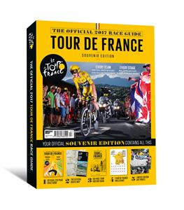 Official 2017 Tour de France Race Guide