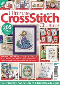 Ultimate Cross Stich Xmas 2016