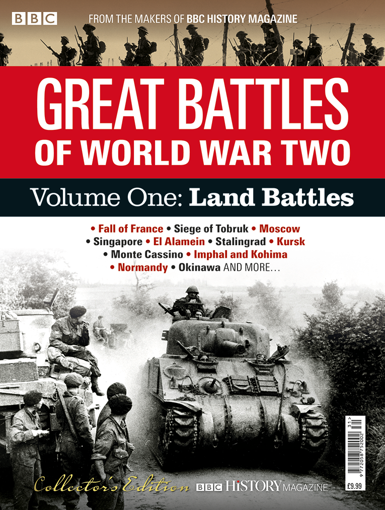 Great Battles of World War Two Volume One: Land Battles