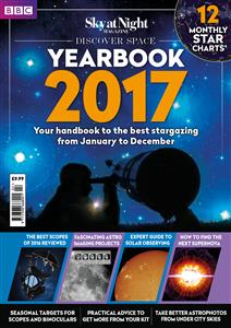 BBC Sky at Night Magazine Yearbook 2017