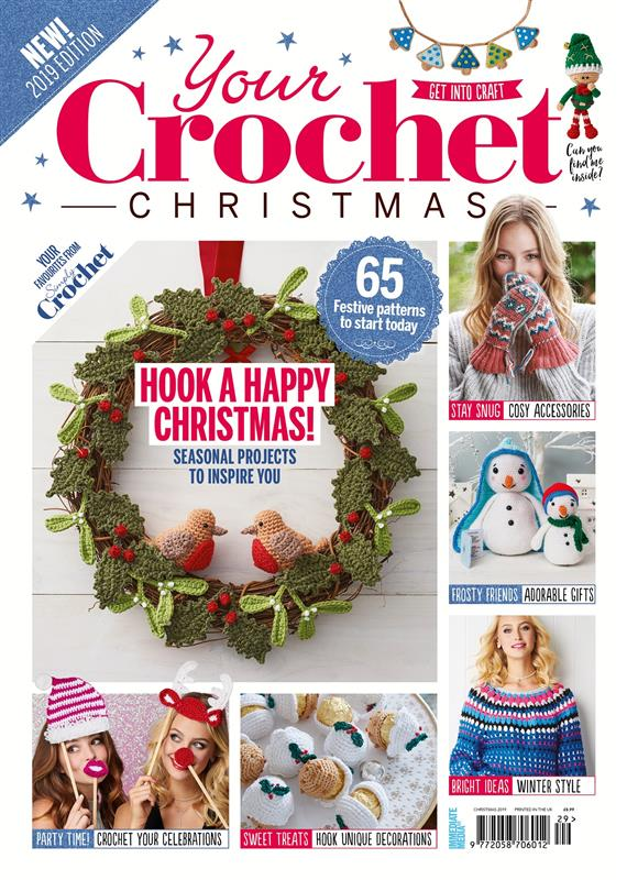 Christmas Specials 2019.Your Crochet Christmas 2019