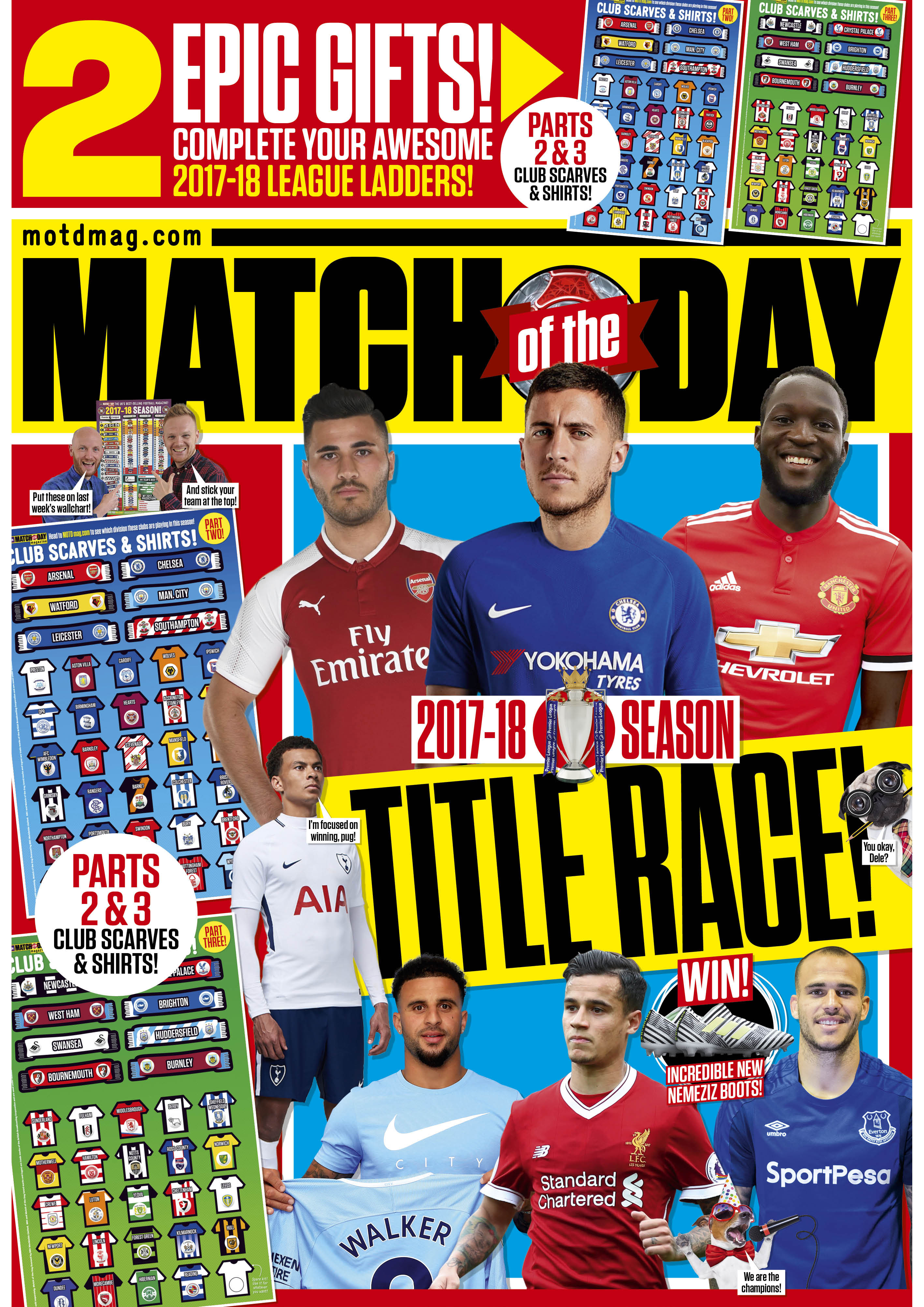 Match of the Day Issue 467 (team tabs 2)