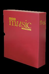 BBC Music binder